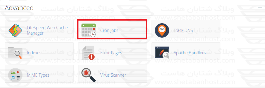 disable email cron job