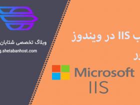 Install IIS on Windows Server