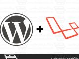 wordpress or laravel