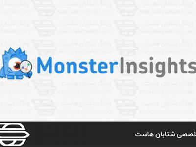 افزونه MonsterInsights برای وردپرس
