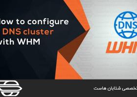 کاربرد DNS Cluster در WHM