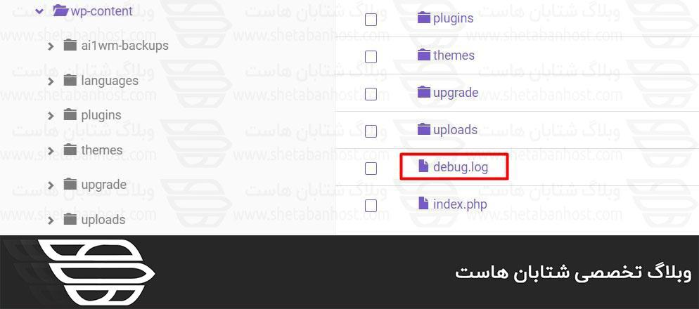WP_DEBUG چیست؟