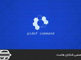 دستور Pidof در لینوکس