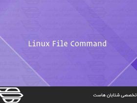 دستور File در لینوکس