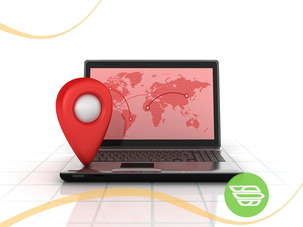 موقعیت مکانی سرور مجازی