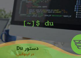 دستور Du در لینوکس